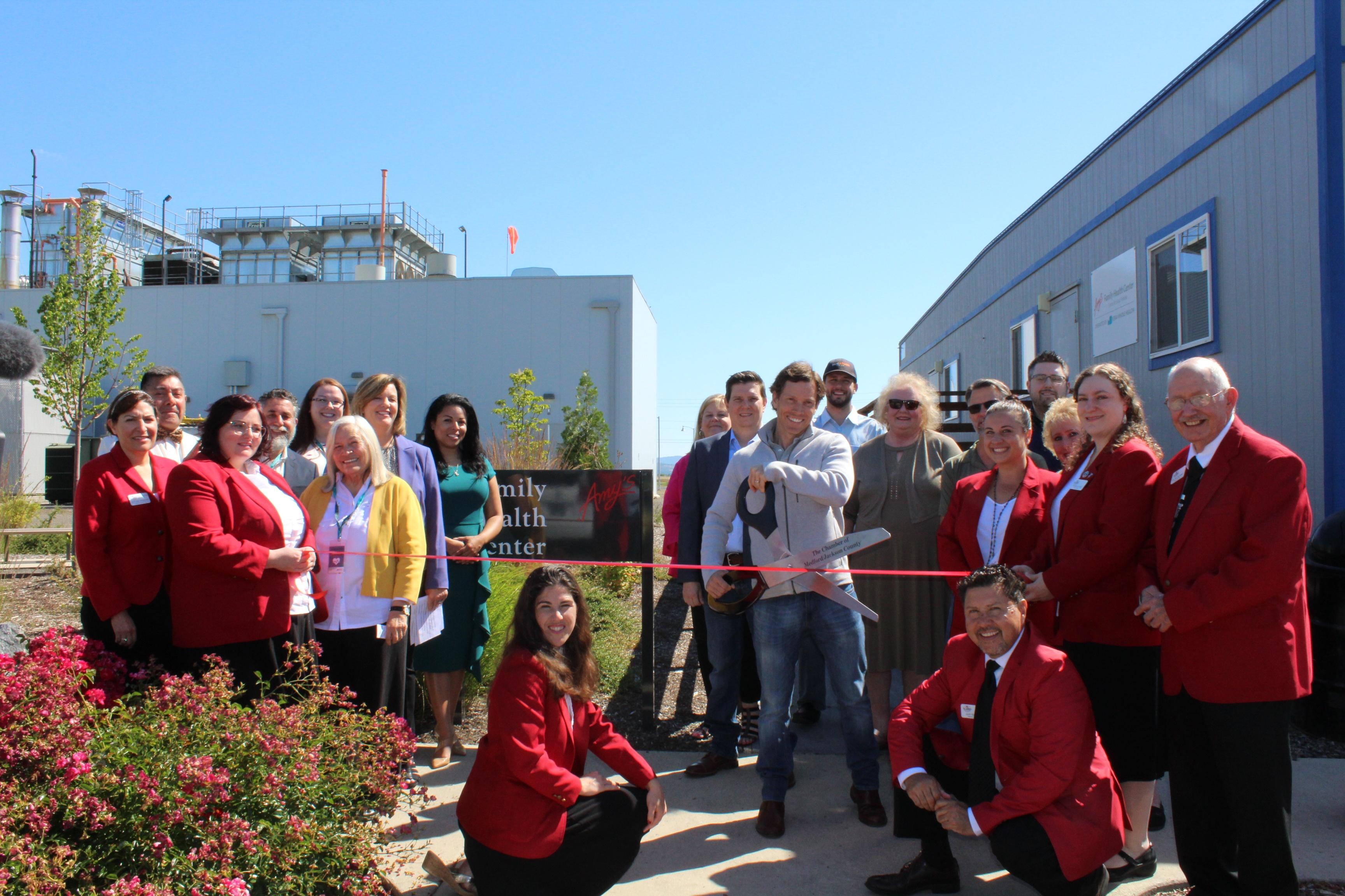Medford Grand Opening Ribbon Cutting 6.19.18