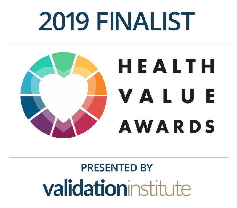 Validation Institute Logo 2019 Finalist