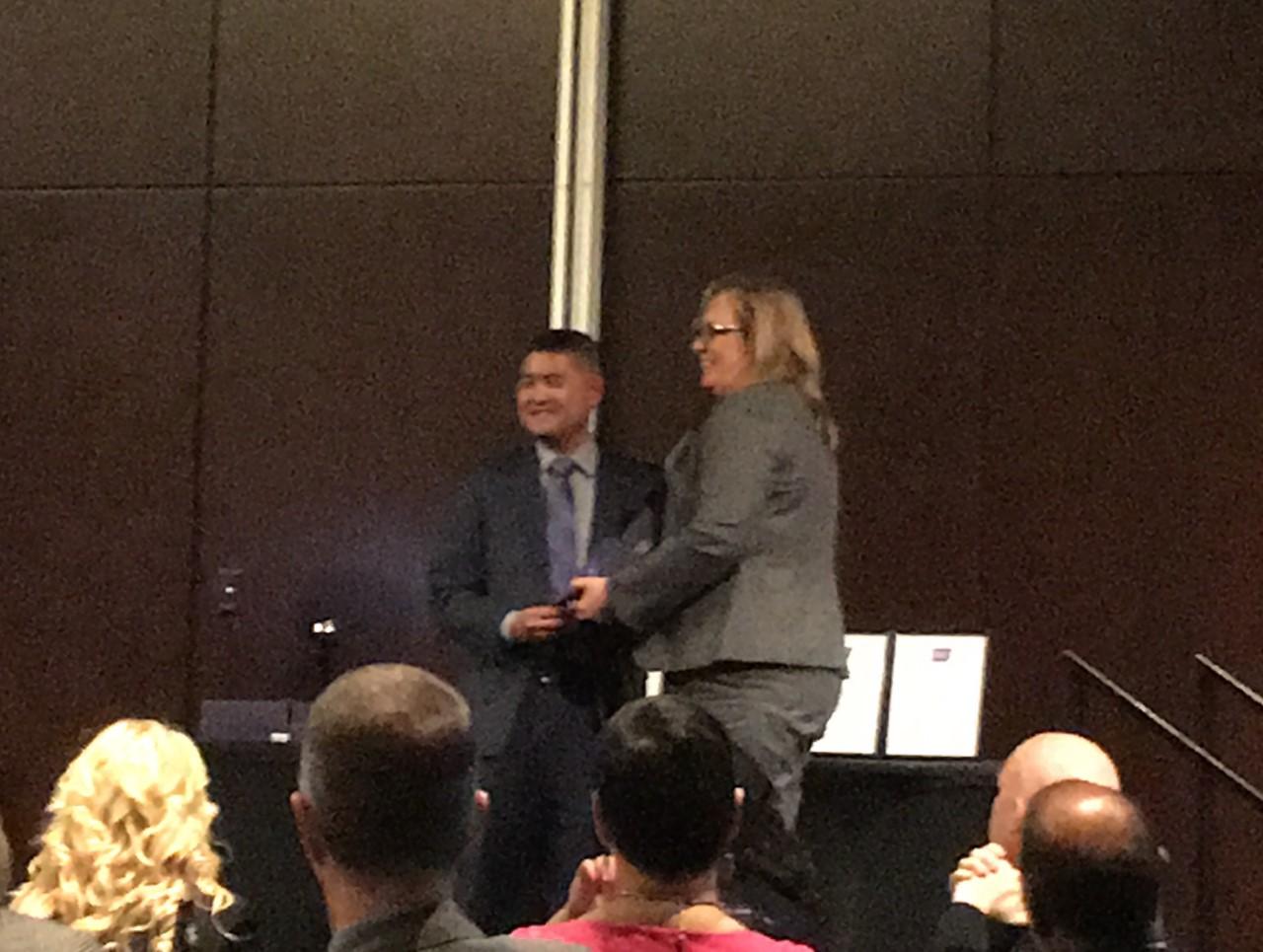 Vera ACS Award Acceptance 11.8.18